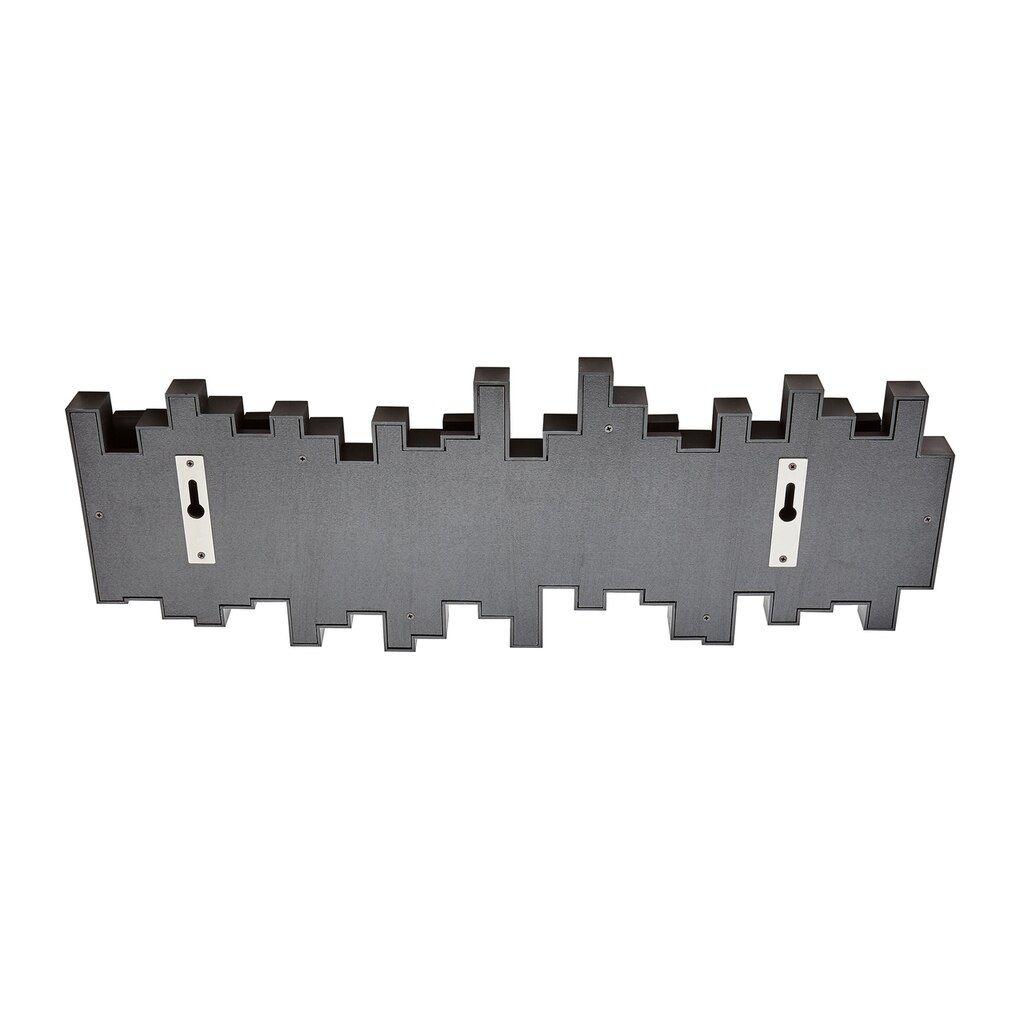 Cabideiro / Cabide de Parede 5 Ganchos Sticks - Expresso - Umbra