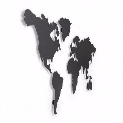 Decorador De Parede Mappit  - Umbra