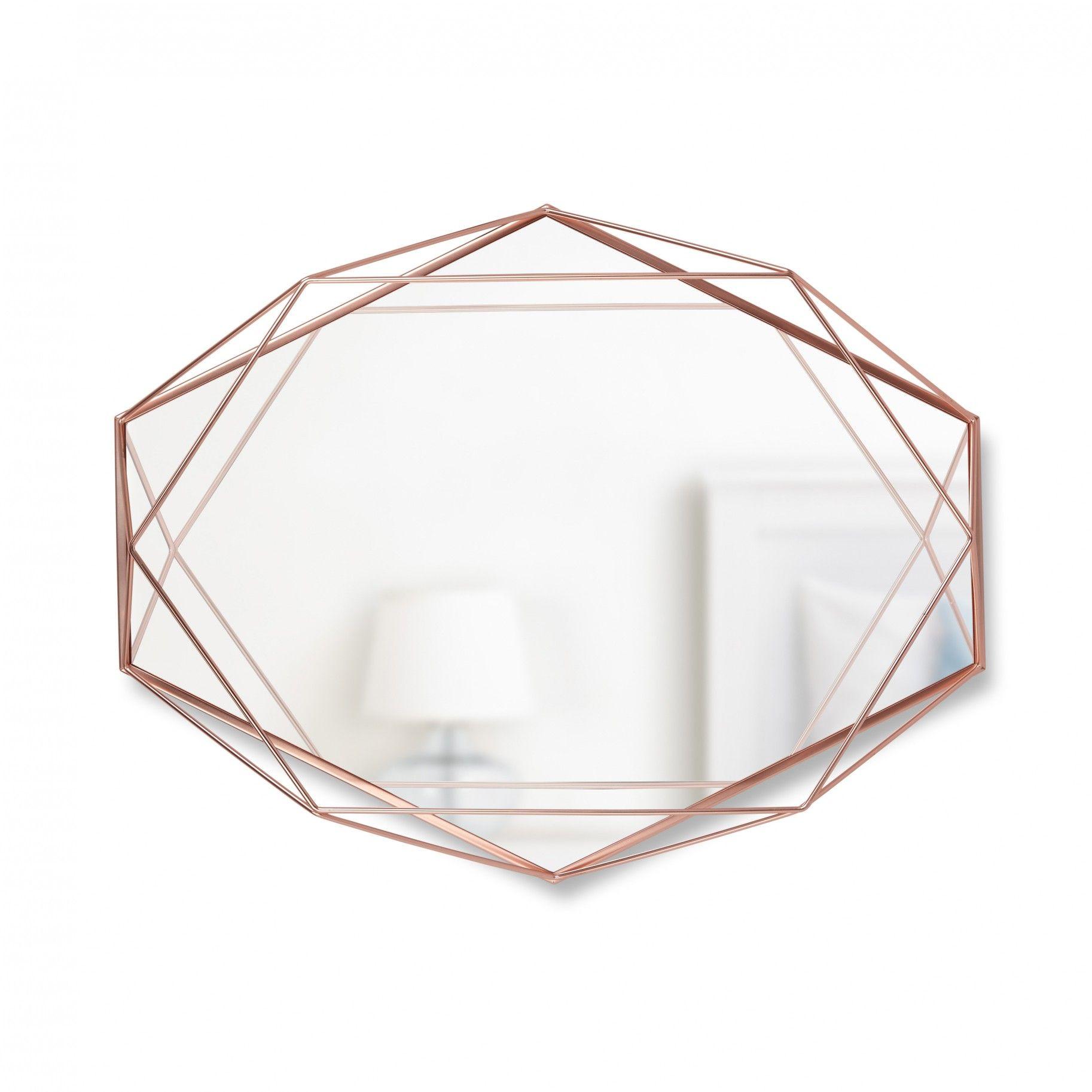 Espelho Prisma Cobre - Umbra