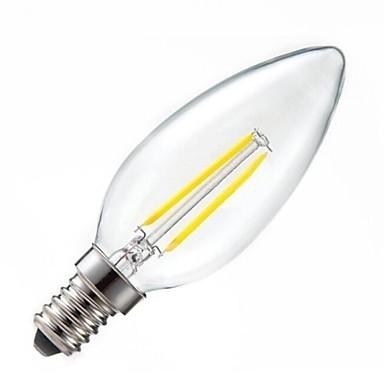 Lâmpada Retrô de filamento LED E14