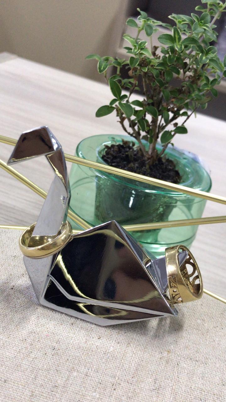Porta Anéis Origami – Umbra