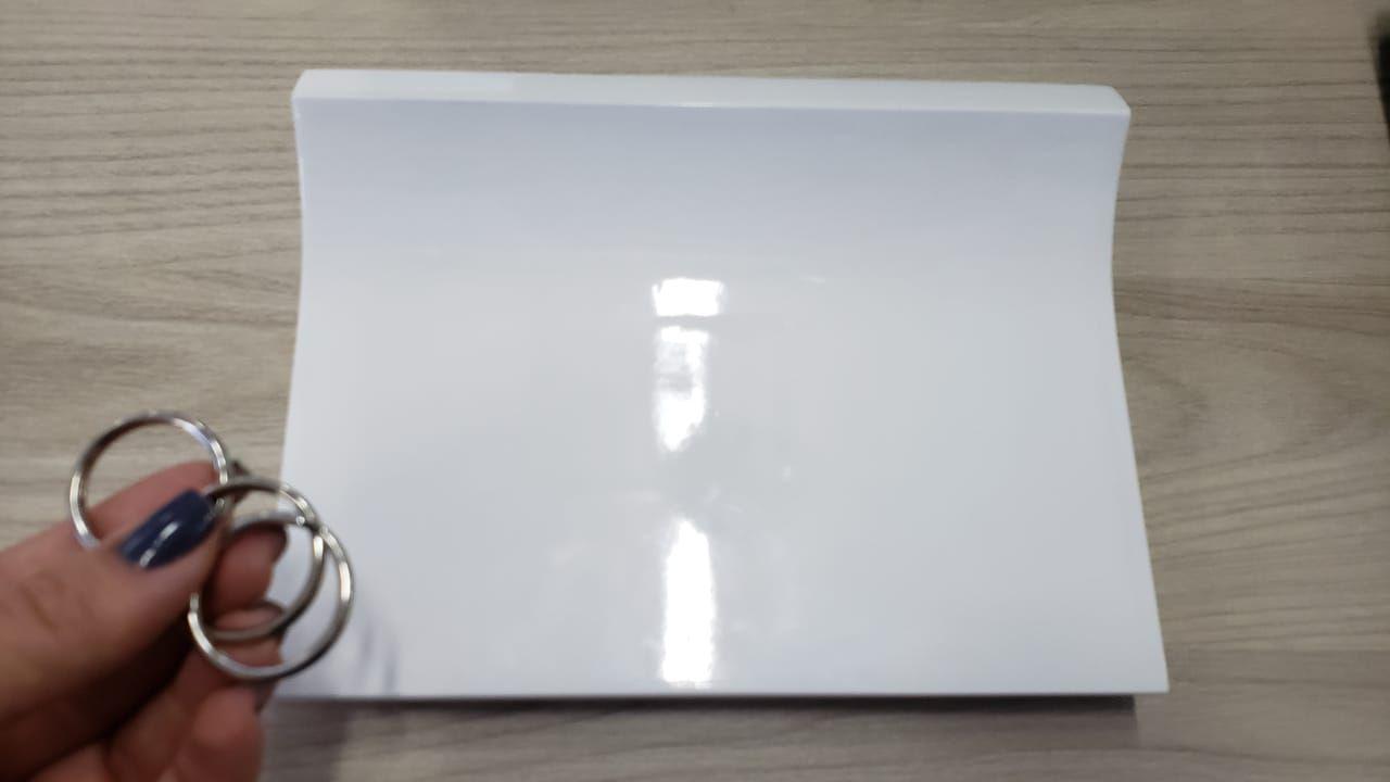 Porta-chaves e Organizador de Magnetter Branco - Umbra