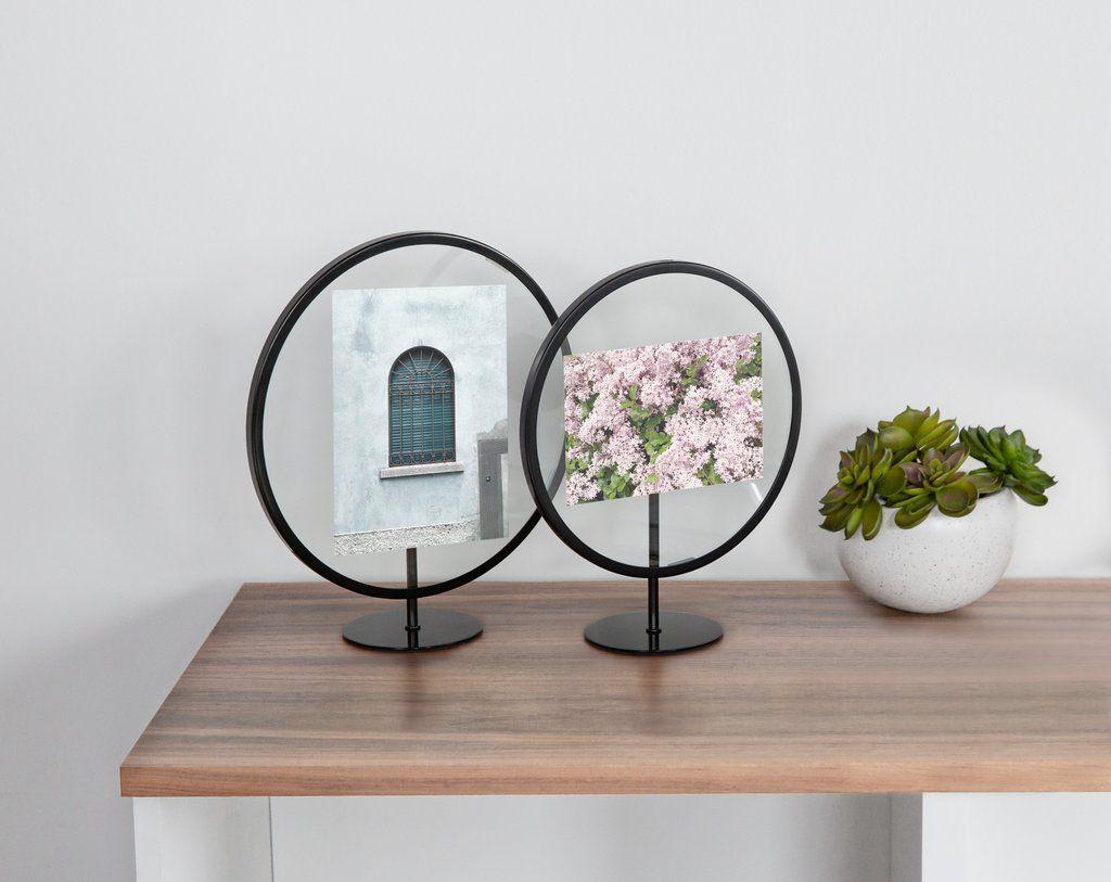 Porta-retrato Infinity 10X15cm Preto - Umbra