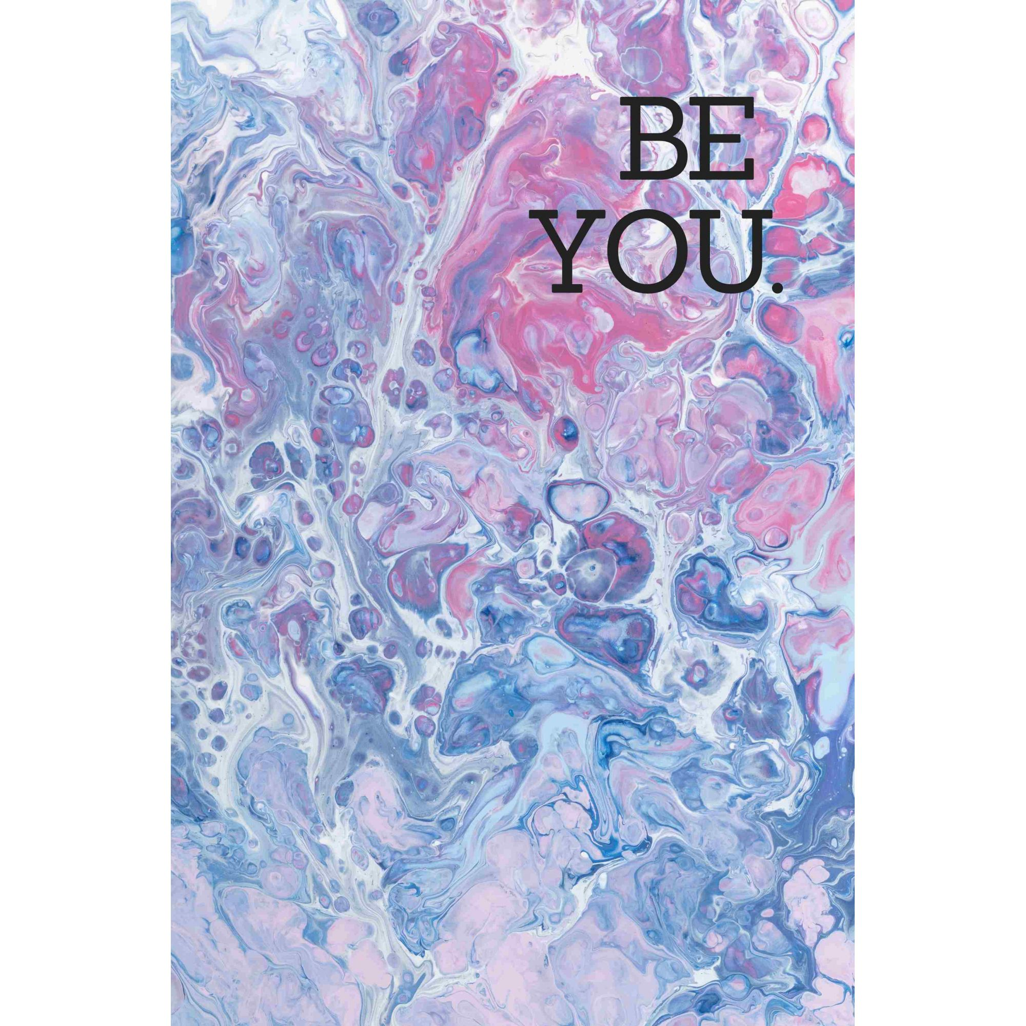 Quadro Decorativo em Canvas BE YOU