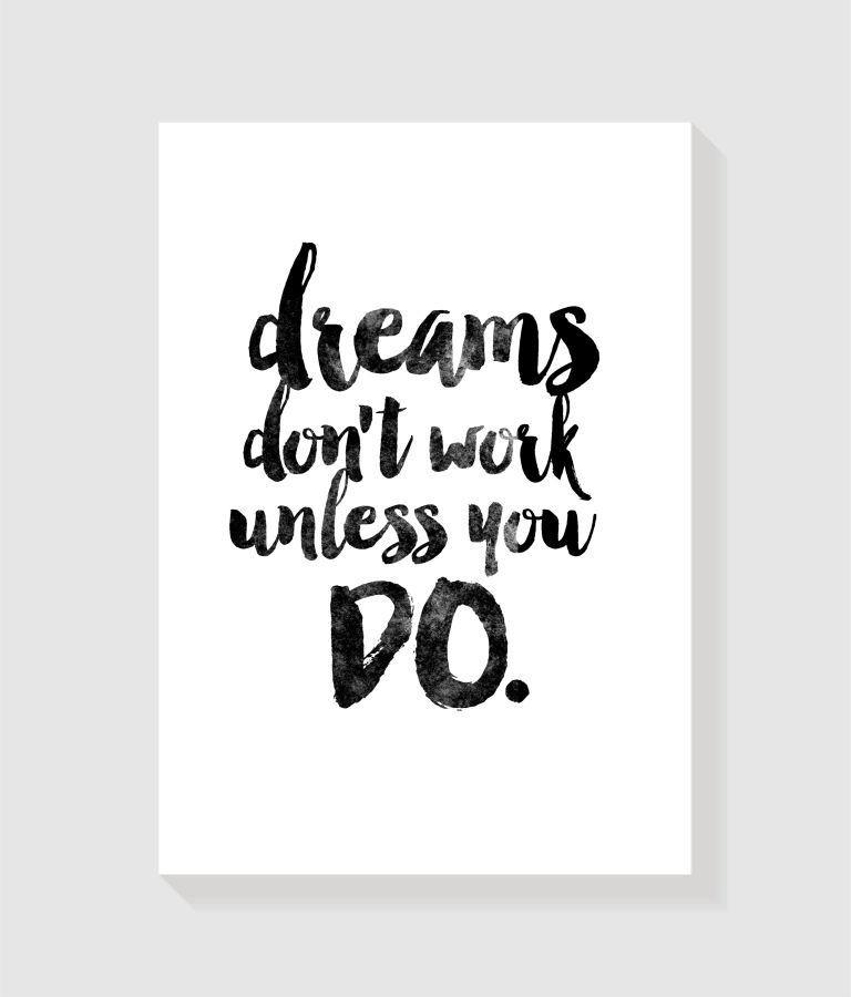 Quadro Dreams dont