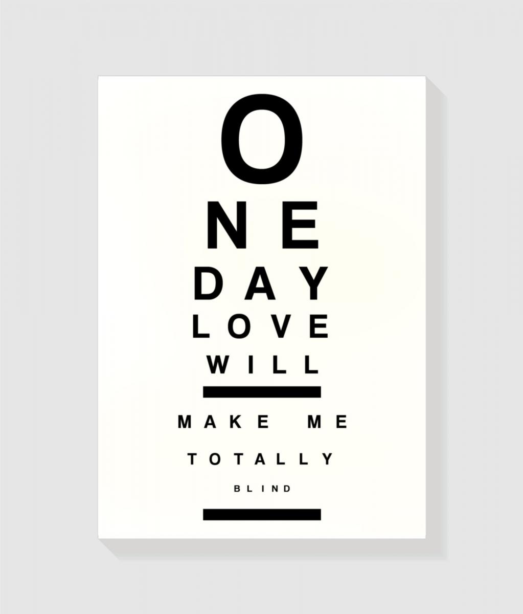 Quadro One day Love