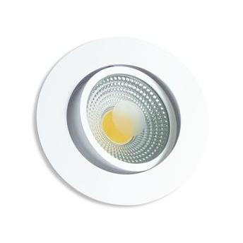 Spot 5W LED COB 4000k Redondo