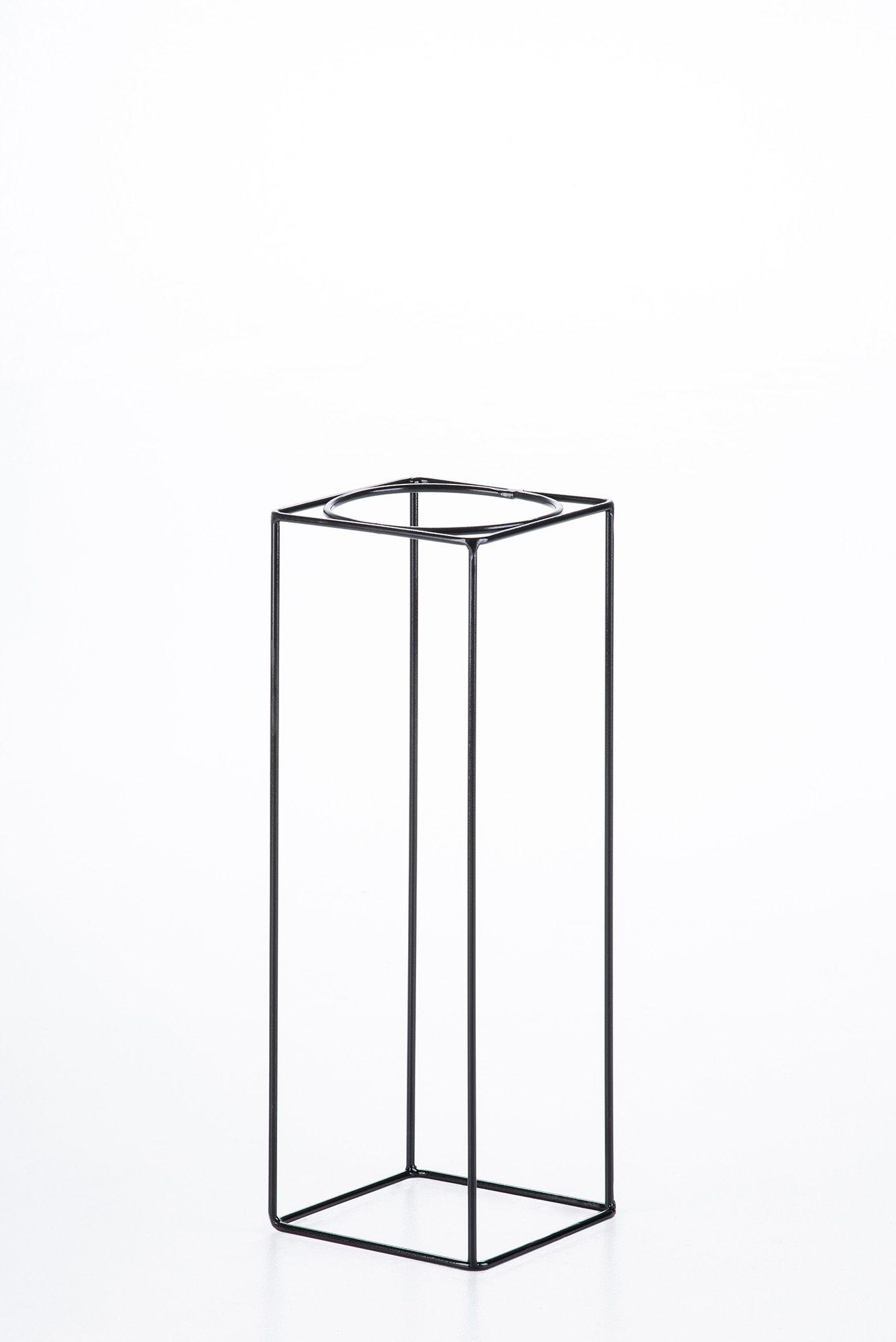 Suporte de vaso quadrado G - Soluza