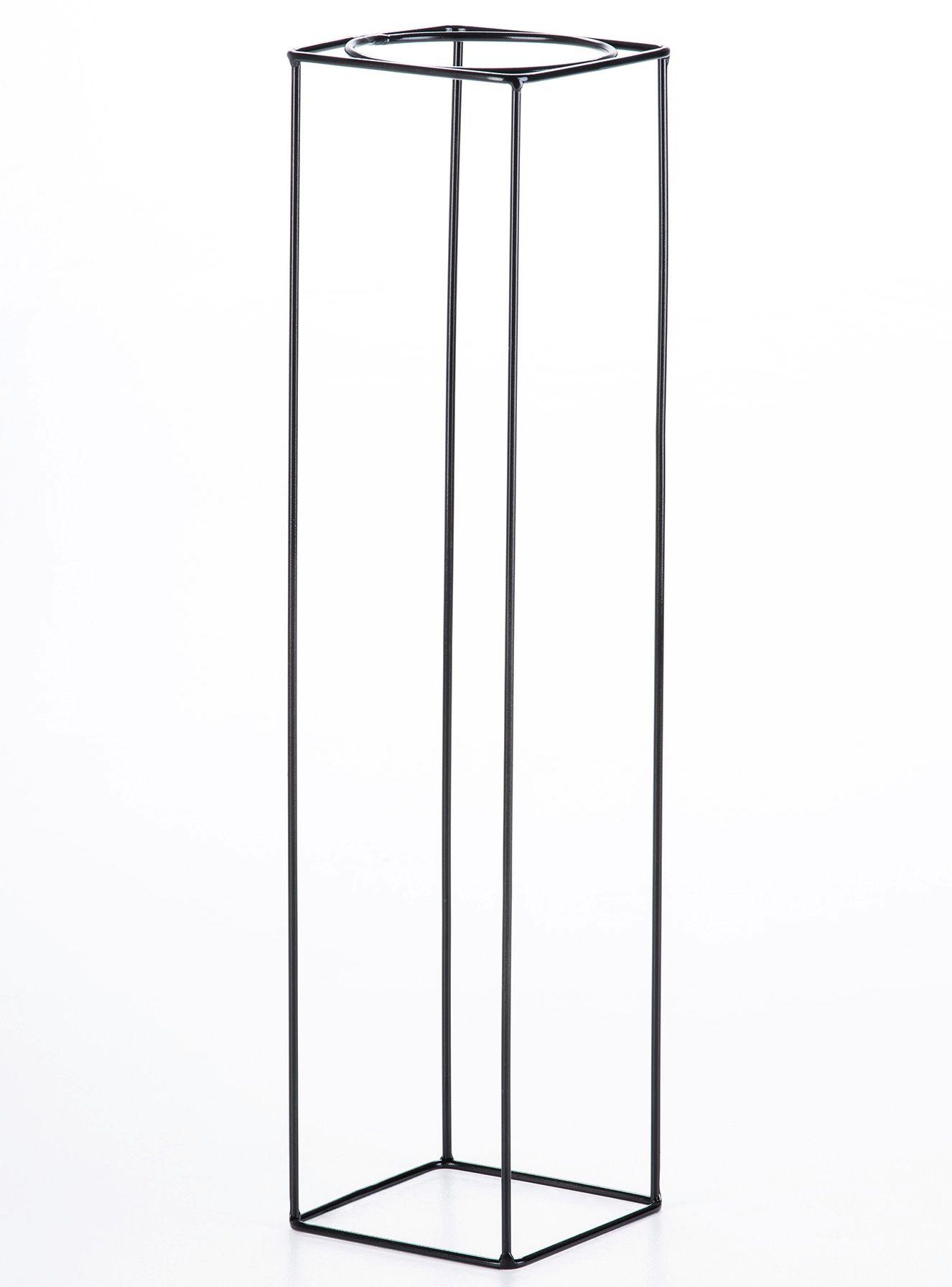 Suporte de vaso quadrado GG - Soluza