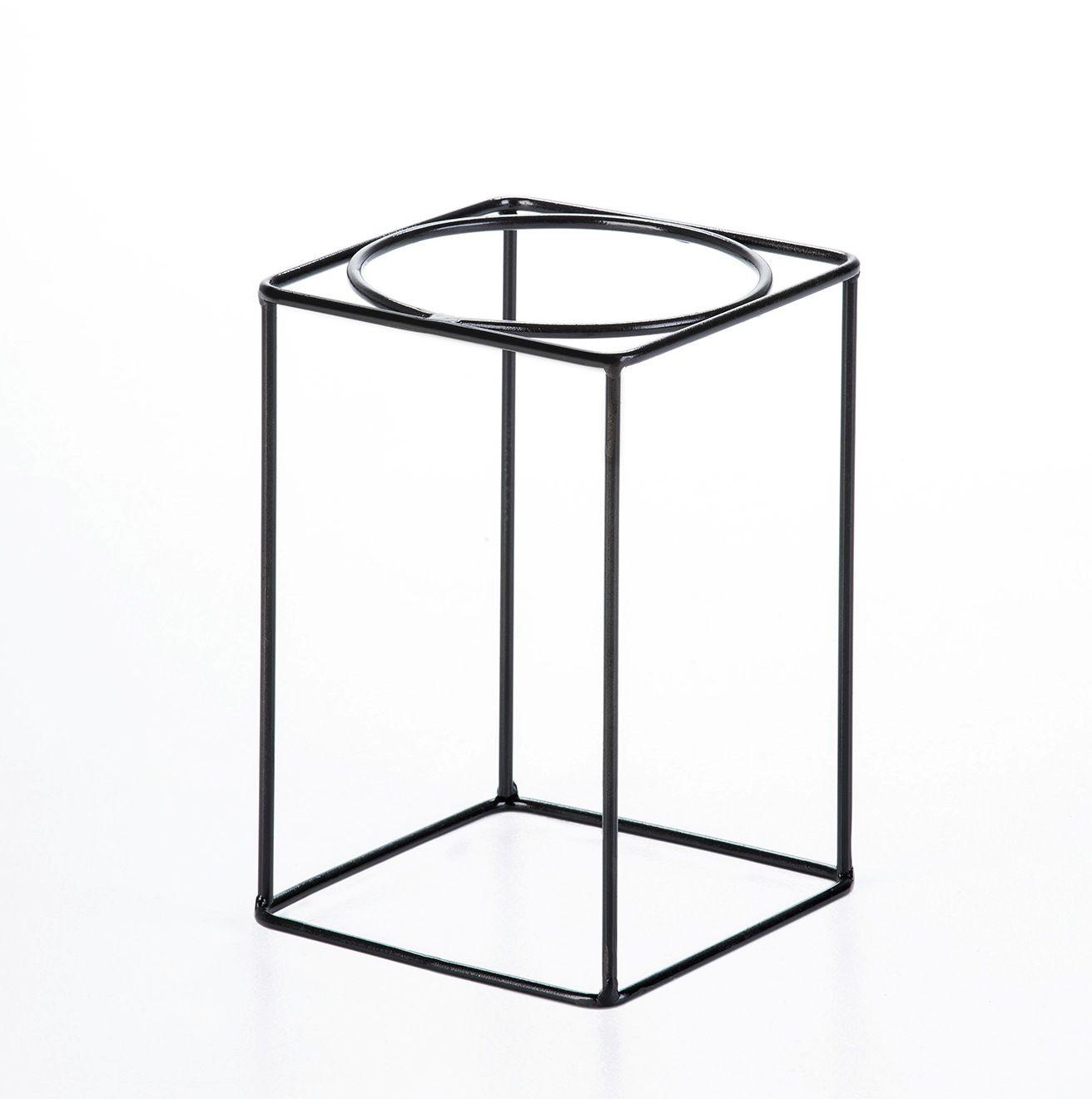 Suporte de vaso quadrado M - Soluza