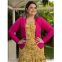 Blazer em Bengaline Pink - Amanda Bella