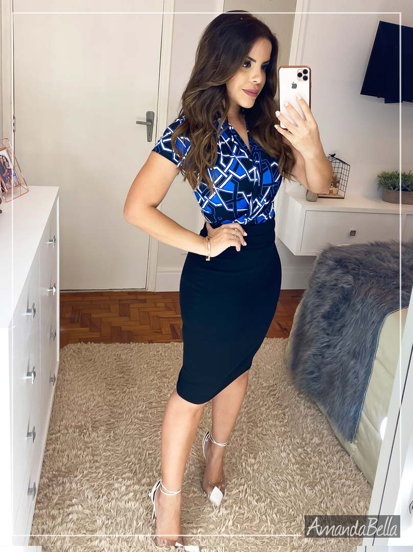 Conjunto Luxuous Premium - Amanda Bella