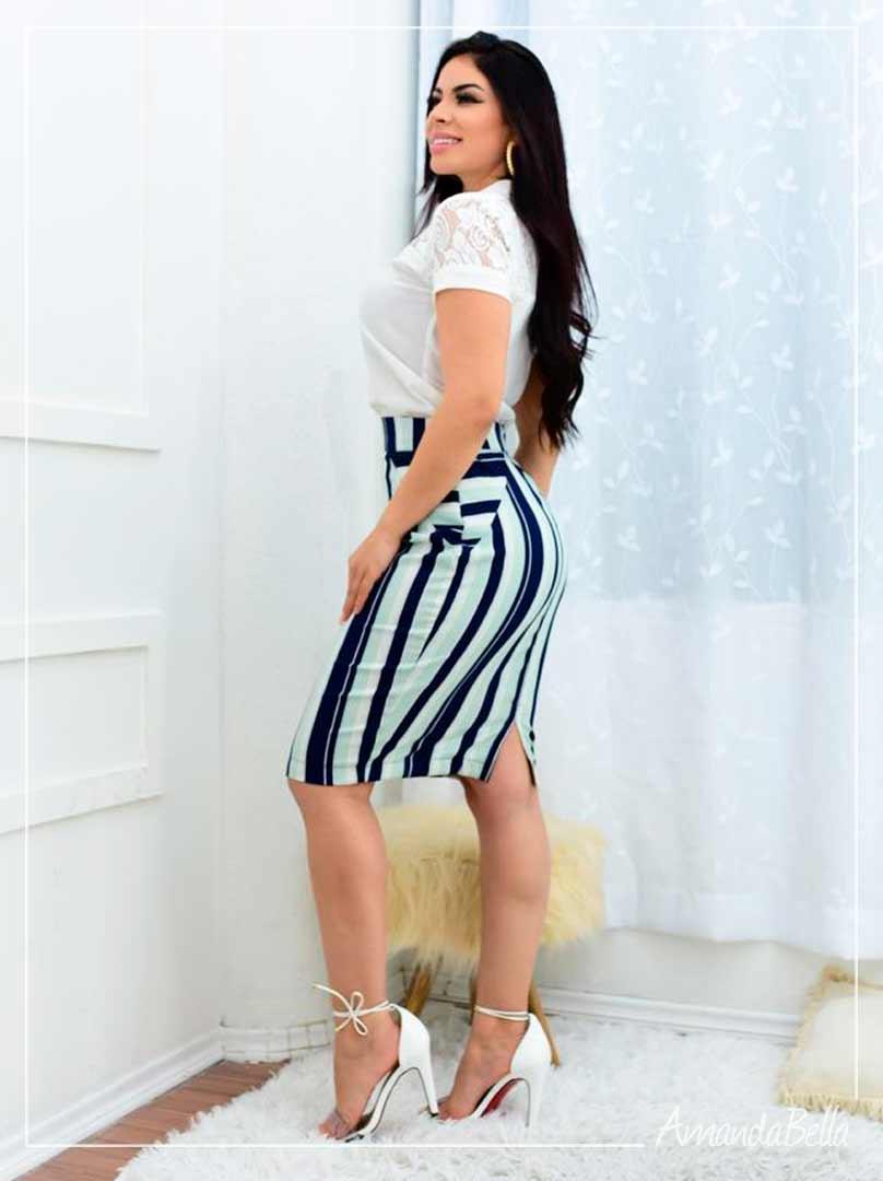 Conjunto  New Style - Amanda Bella