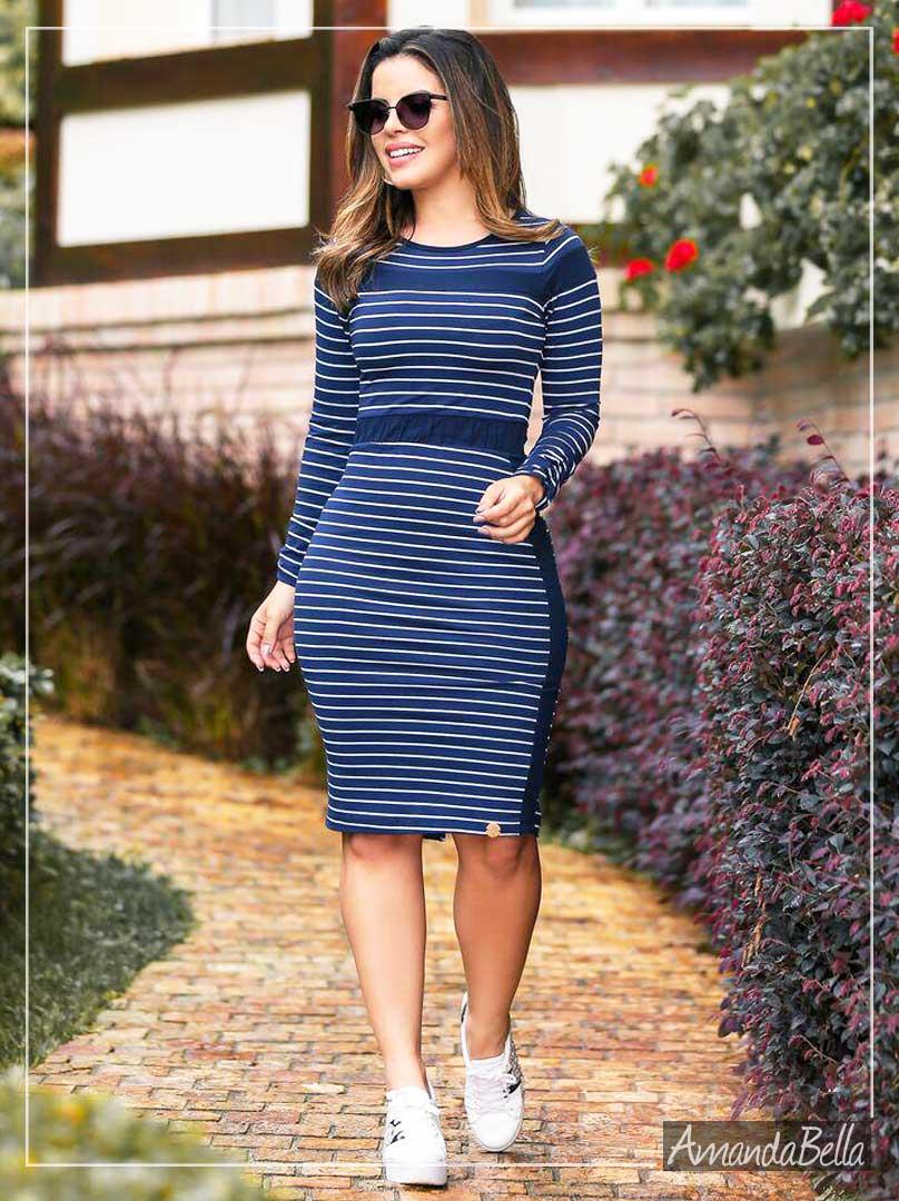 3f9686234e Novidades e Lançamentos 2019 Moda Evangélica e Executiva - AmandaBella