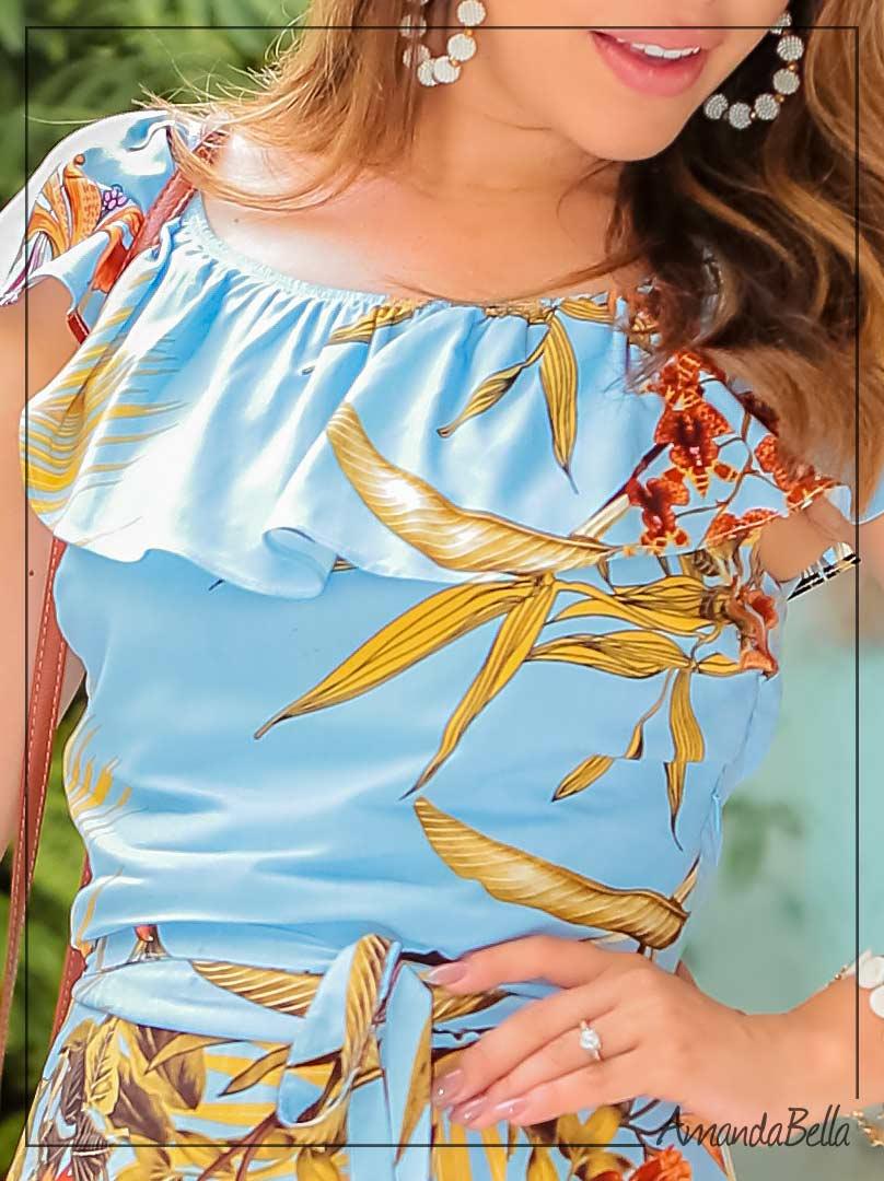 Vestido Exclusive South Cartagena- Joyaly