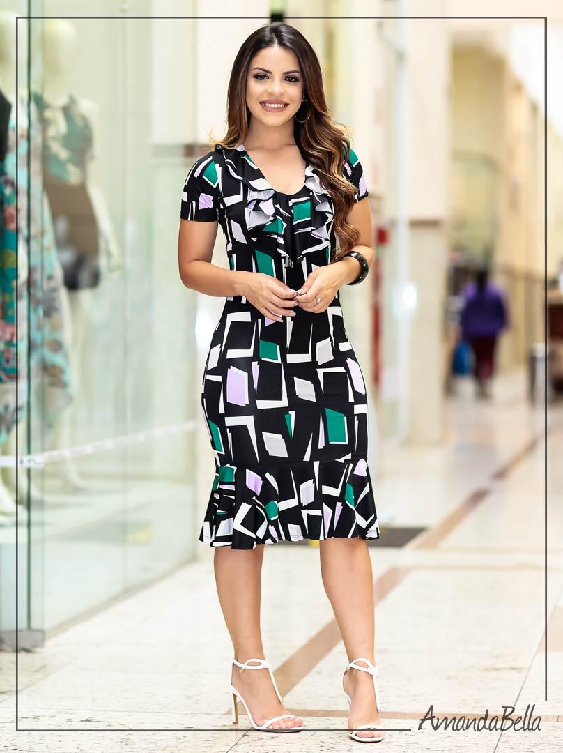 bb505b601 Amanda Bella Moda Evangélica e Executiva | Compre agora mesmo