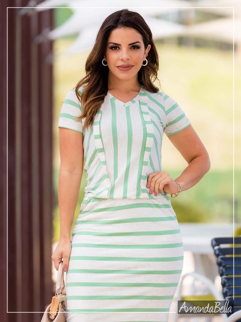 Vestido Off Verão 2020 - Boutique K