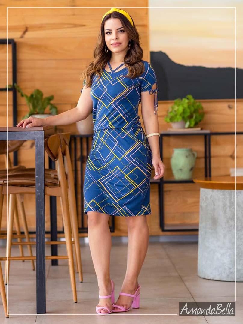 Vestido Sport Fino Elegance - Boutique K