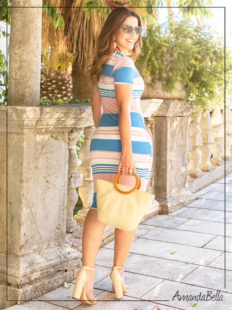 Vestido Tubinho Confort Flash - Boutique K