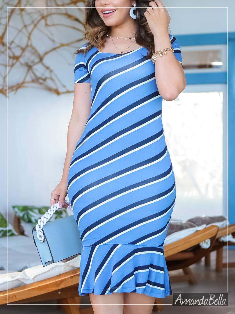 Vestido Tubinho Essential - Boutique K