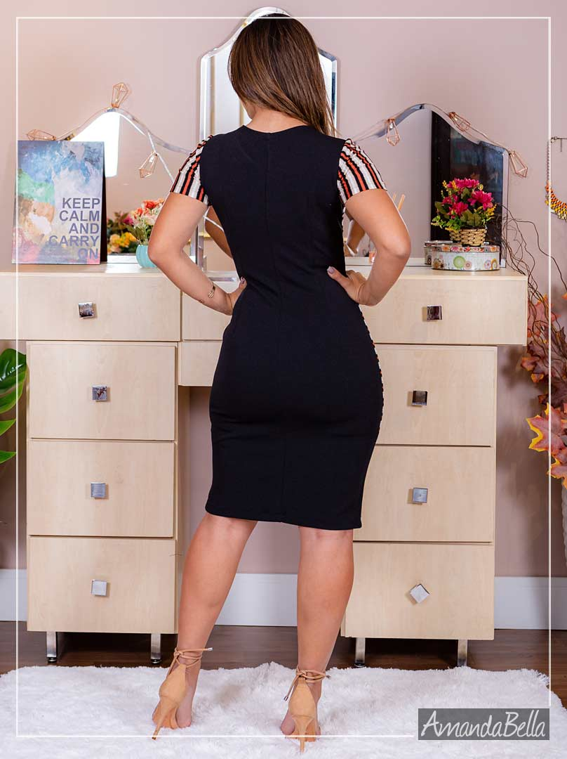 Vestido Tubinho Executivo Prime - AmandaBella