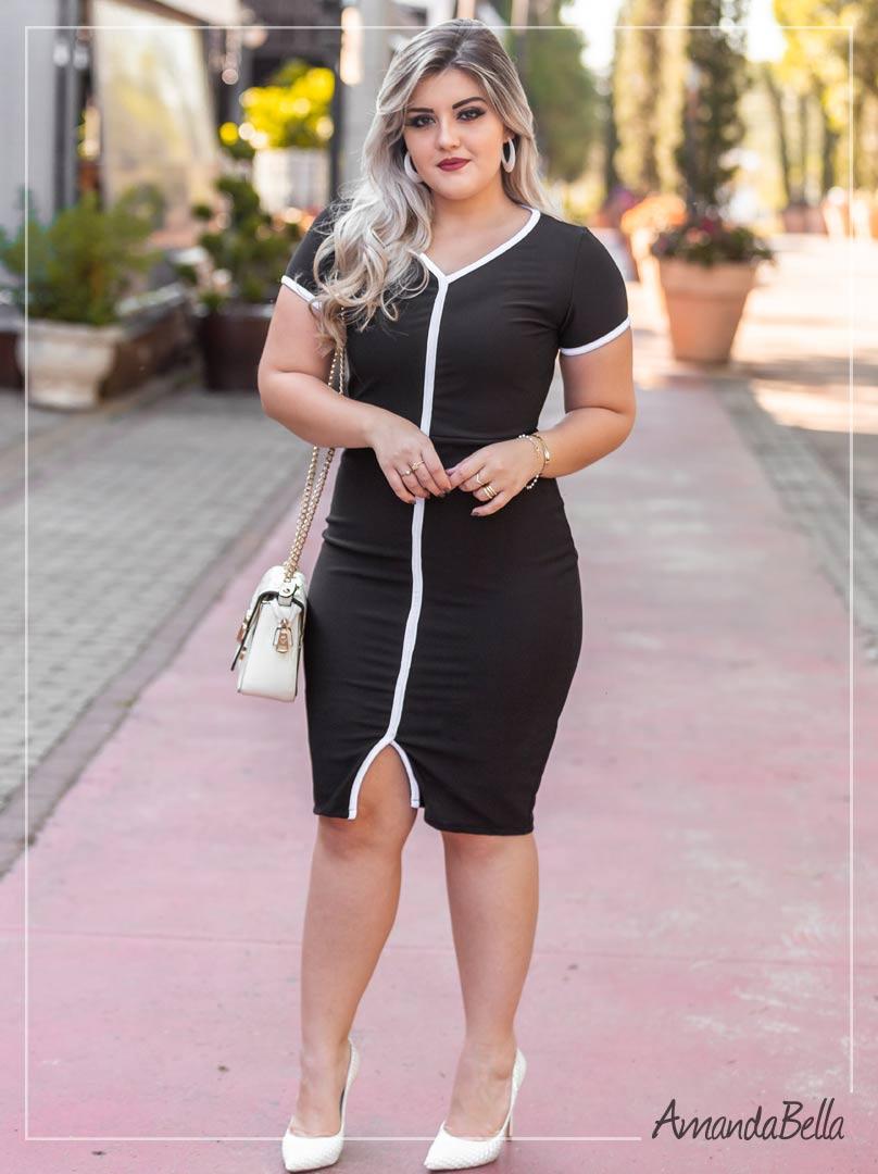 1c5f11c6d Novidades e Lançamentos 2019 Moda Evangélica e Executiva - AmandaBella