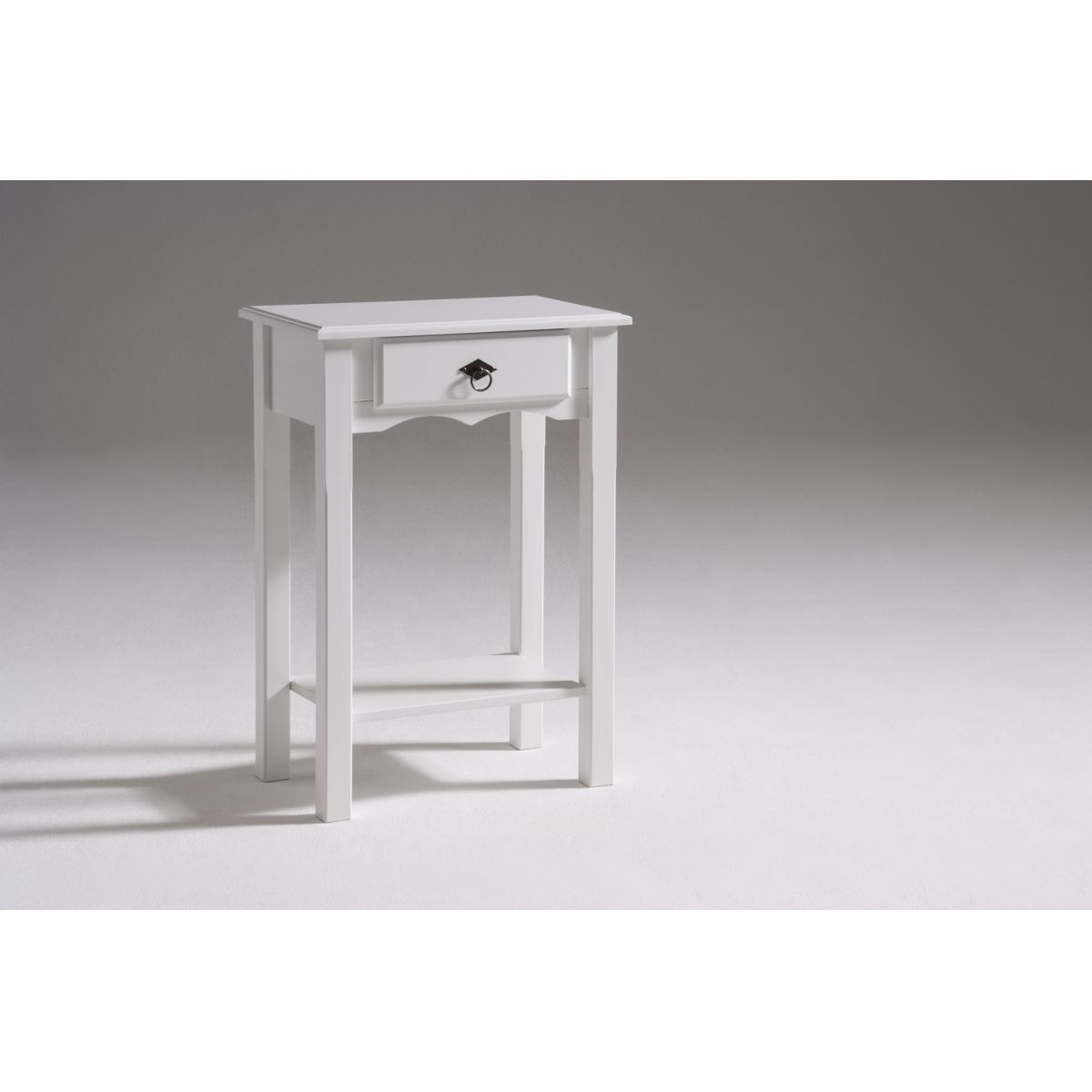 Aparador Branco Com Gaveta ~ Aparador Pequeno 1 Gaveta Cores (branco) Casa da Serra