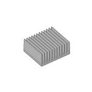 Dissipador de calor RDD 11550-100