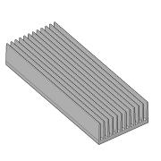 Dissipador de calor RDD 11550-300