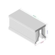 Dissipador de calor RDD 125137-300