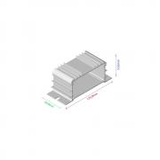 Dissipador de calor RDD 12552-50 2OBL