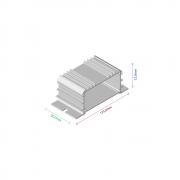 Dissipador de calor RDD 12552-60 2OBL