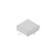 Dissipador de calor RDD 14050-140