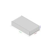 Dissipador de calor RDD 14050-250