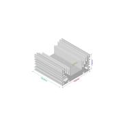 Dissipador de calor RDD 15073-150
