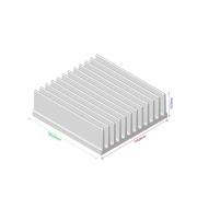 Dissipador de calor RDD 15450-160