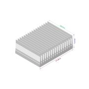 Dissipador de calor RDD 21575-160