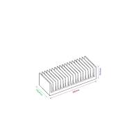 Dissipador de calor RDD 26574-100