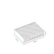 Dissipador de calor RDD 26574-200