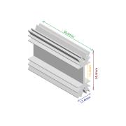 Dissipador de Calor RDD 3512P-50