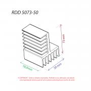 Dissipador de Calor RDD 5073-50