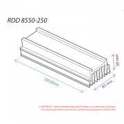 Dissipador de Calor RDD 8550-250