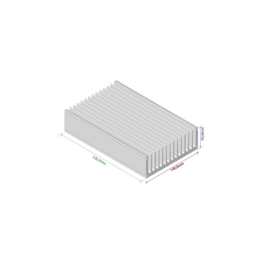 Dissipador de calor RDD 14050-220