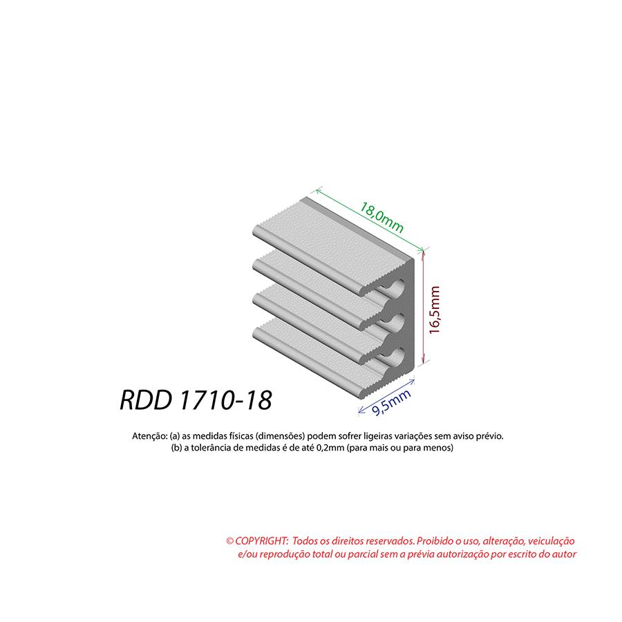 Dissipador de Calor RDD 1710-18
