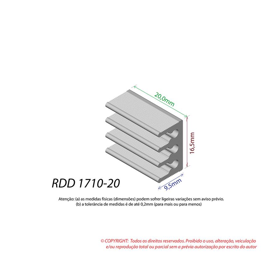Dissipador de Calor RDD 1710-20