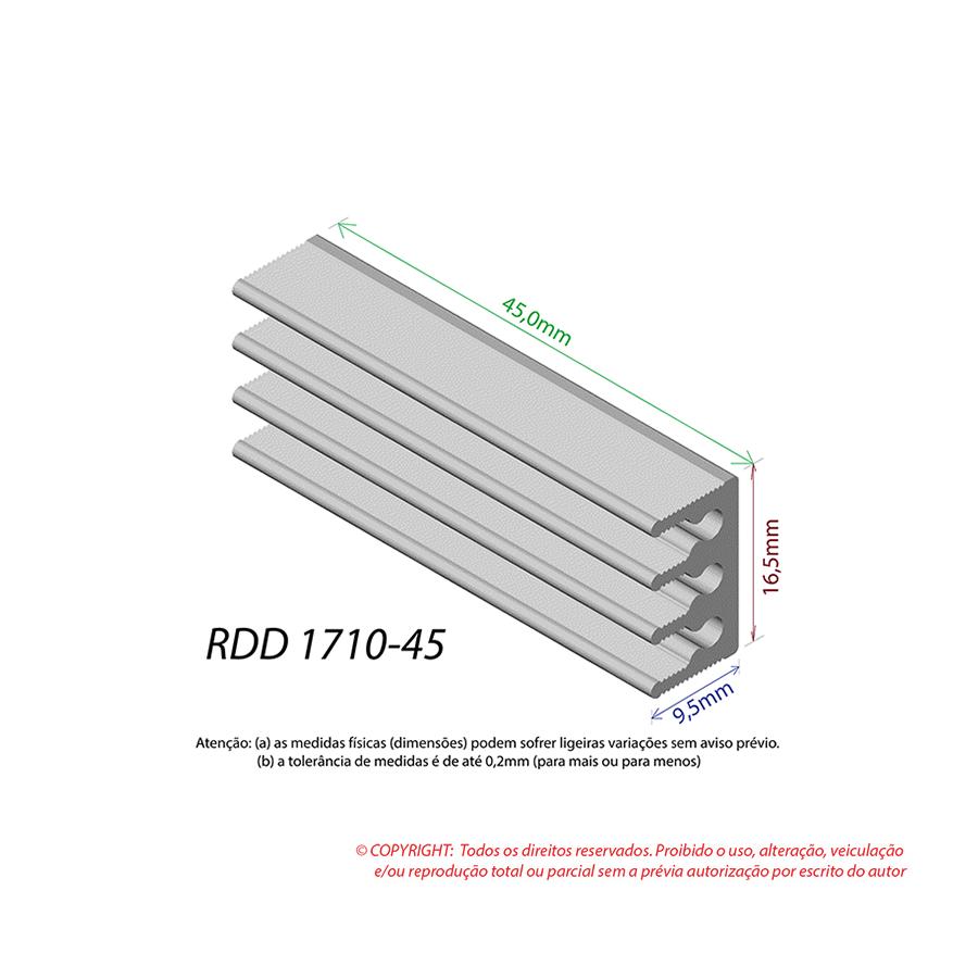 Dissipador de Calor RDD 1710-45
