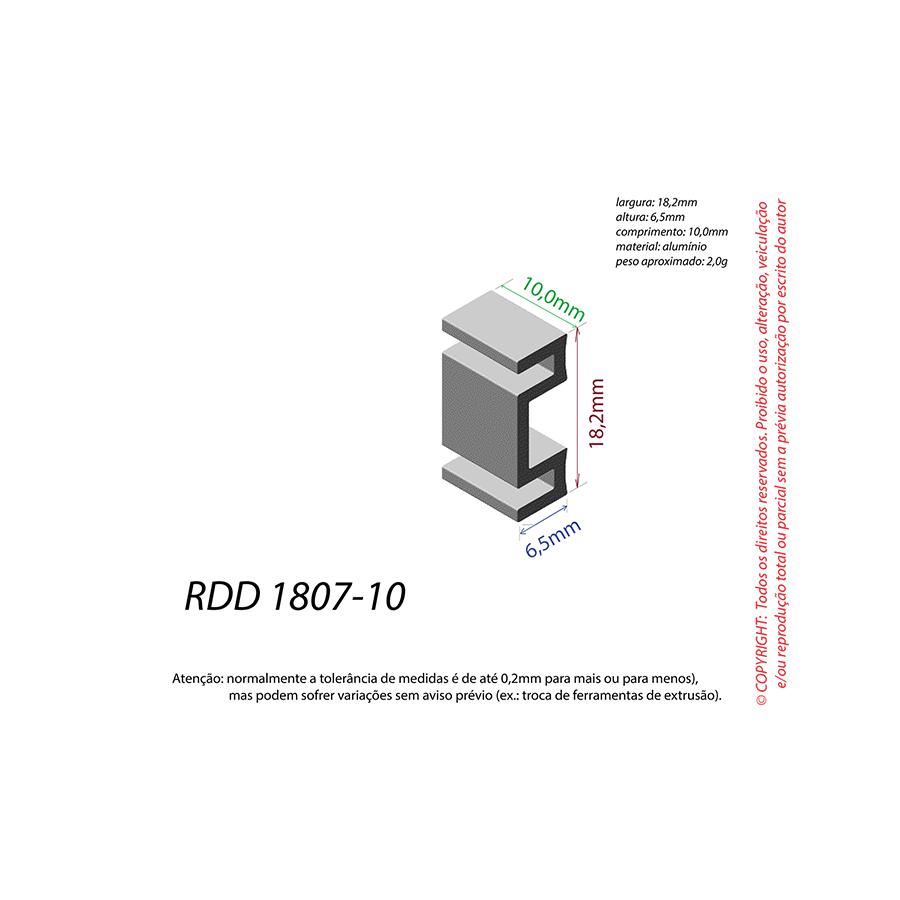 Dissipador de Calor RDD 1807-10