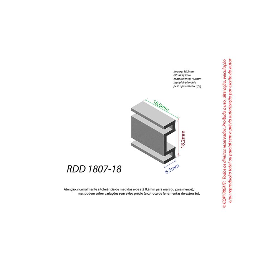 Dissipador de Calor RDD 1807-18