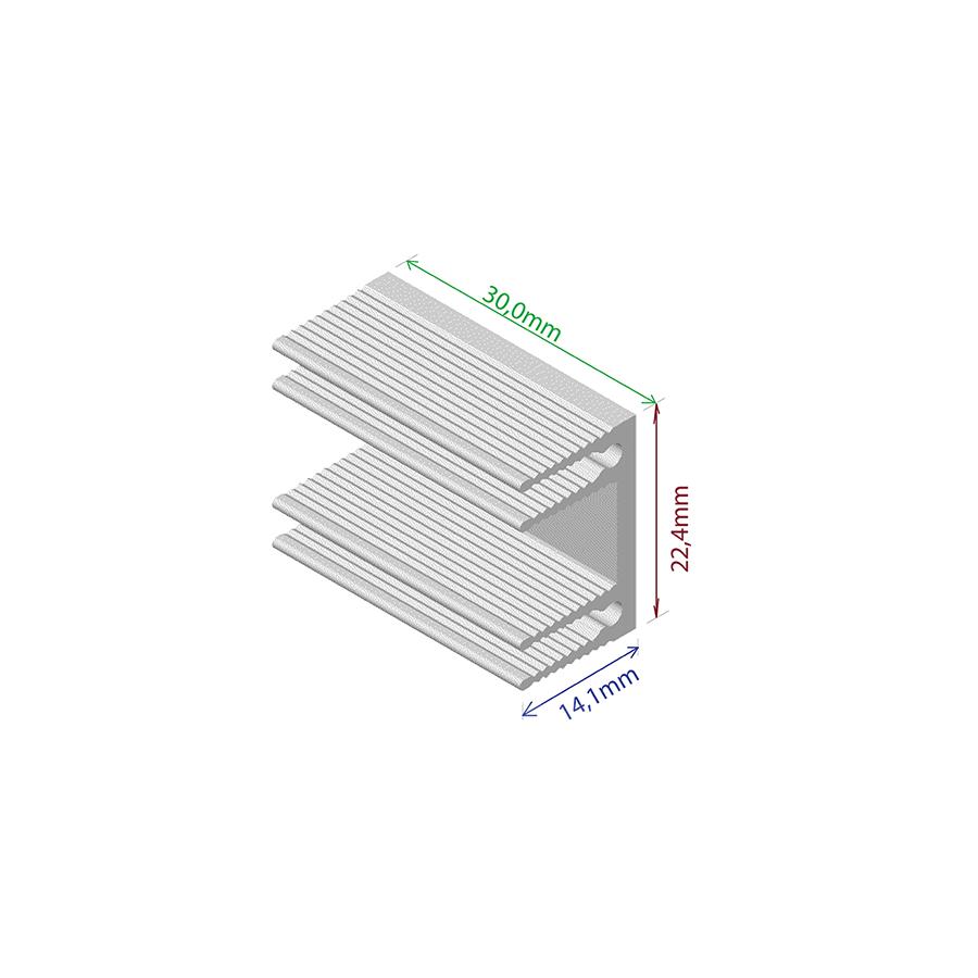 Dissipador de Calor RDD 2315-30