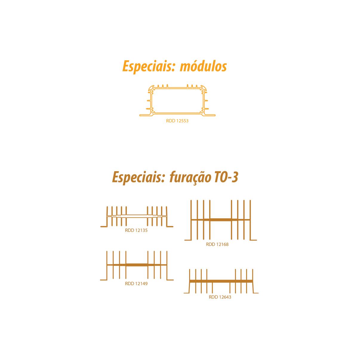 Indice TO3 e modulo tubular